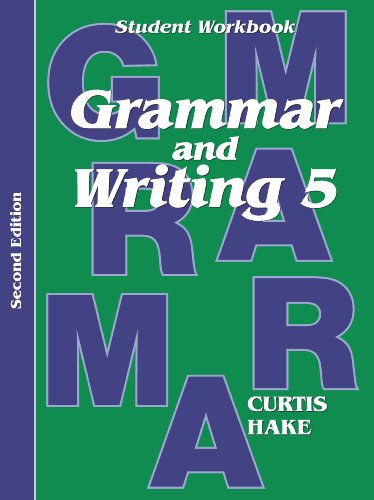 9780544044241: Grammar & Writing: Student Workbook Grade 5 2nd Edition