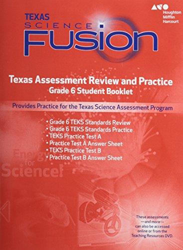 Holt McDougal Science Fusion Texas: Texas Assessment: HOLT MCDOUGAL