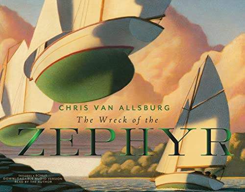 9780544050051: The Wreck of the Zephyr 30th Anniversary Edition