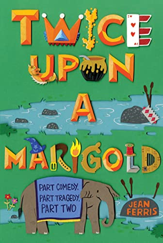 Twice Upon a Marigold: Ferris, Jean