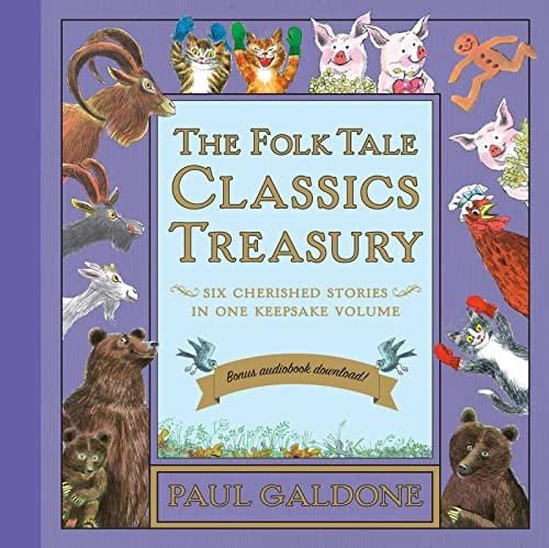 The Folk Tale Classics Treasury Format: Hardcover