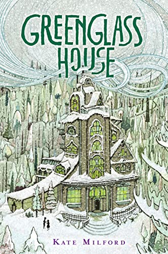 9780544052703: Greenglass House