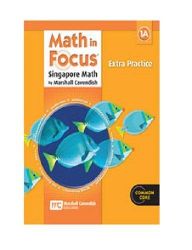9780544053045: Math in Focus: Singapore Math: Homeschool Answer Key Grade 1