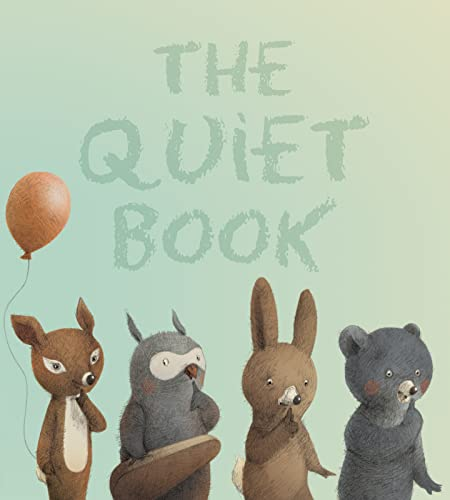 9780544056671: The Quiet Book padded board book