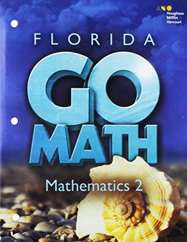 9780544056701: Holt McDougal Go Math! Florida: Student Interactive Worktext Mathematics 2 2015
