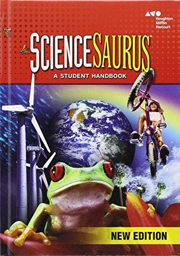 9780544056886: ScienceSaurus: Student Handbook (Hardcover) Grades 2-3