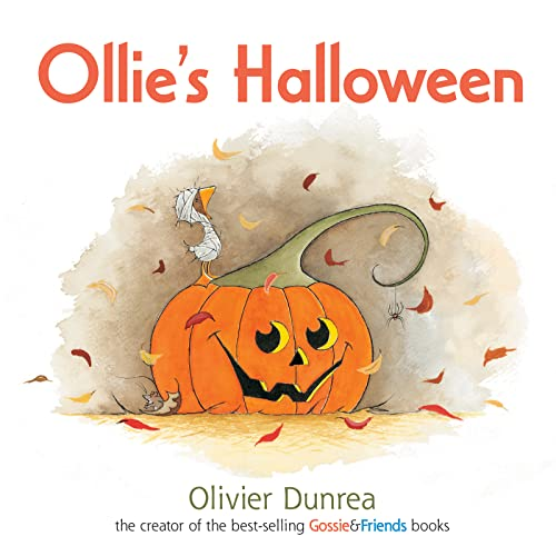9780544057203: Ollie's Halloween Board Book (Gossie & Friends)