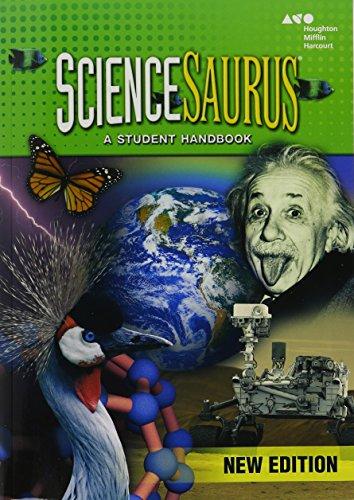 9780544057340: ScienceSaurus: Student Handbook (Softcover) Grades 6-8