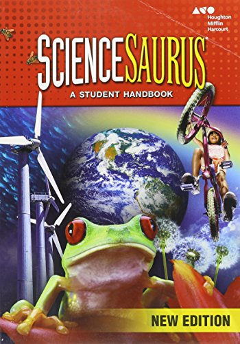 9780544057838: ScienceSaurus: Student Handbook (Softcover) Grades 2-3