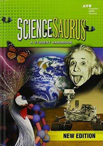 9780544058408: ScienceSaurus: Student Handbook (Hardcover) Grades 6-8