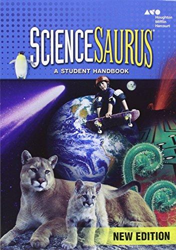 9780544058439: ScienceSaurus: Student Handbook (Softcover) Grades 4-5