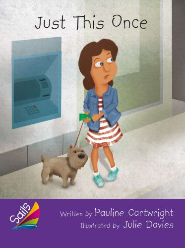 9780544062740: Rigby Reading Sails: Leveled Reader Purple Grade 3 Book 5: Just This Once