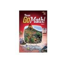 9780544065604: Holt McDougal Go Math! Texas: Teacher Edition Grade 6 2015
