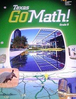Holt Mcdougal Go Math Texas Teacher Edition Grade 8 2015 Mcdougal Holt