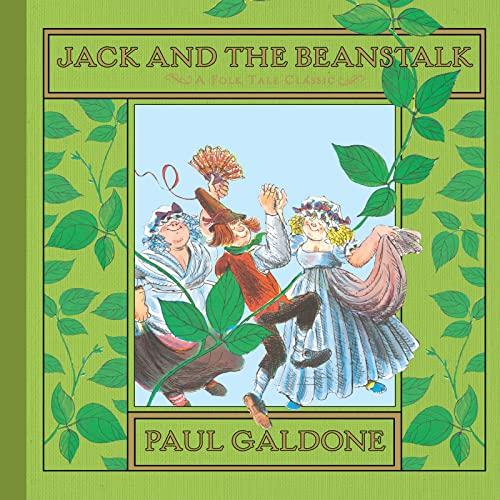 9780544066656: Jack and the Beanstalk (Folk Tale Classics)
