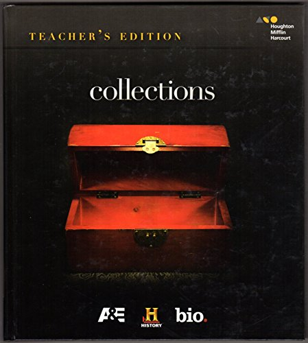 9780544087057: Houghton Mifflin Harcourt Collections: Teacher Edition Grade 07 2015