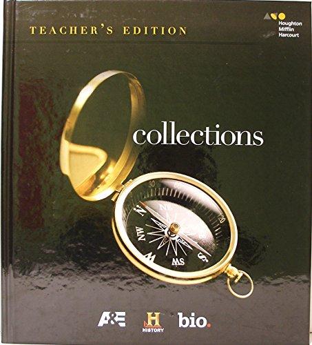 9780544087064: Houghton Mifflin Harcourt Collections: Teacher Edition Grade 08 2015