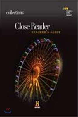 9780544087576: Houghton Mifflin Harcourt Collections Close Reader Grade 6: Teacher Edition