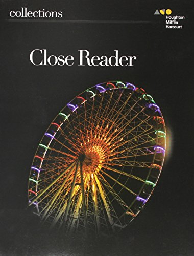 9780544087606: Collections: Close Reader Student Edition Grade 6