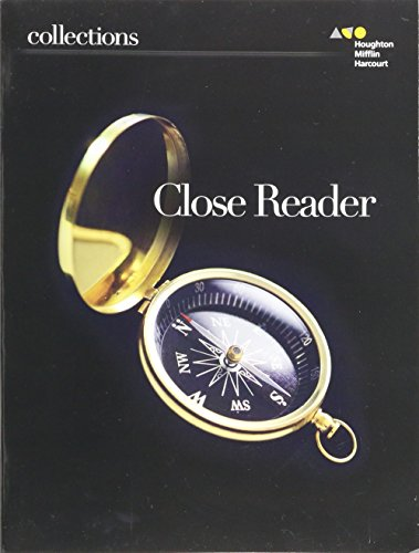 9780544089068: Houghton Mifflin Harcourt Collections Close Reader Grade 8: Teacher Edition