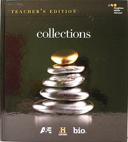 9780544092006: Houghton Mifflin Harcourt Collections Florida: Teacher Edition Grade 10 2015