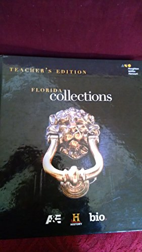9780544092037: Houghton Mifflin Harcourt Collections Florida: Teacher Edition Grade 12 2015