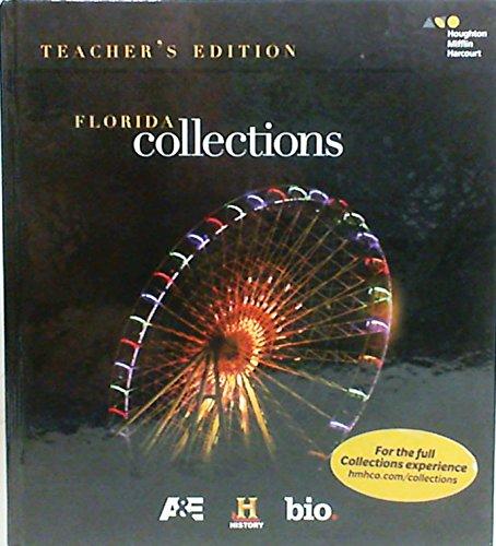 9780544092044: Houghton Mifflin Harcourt Collections Florida: Teacher Edition Grade 06 2015