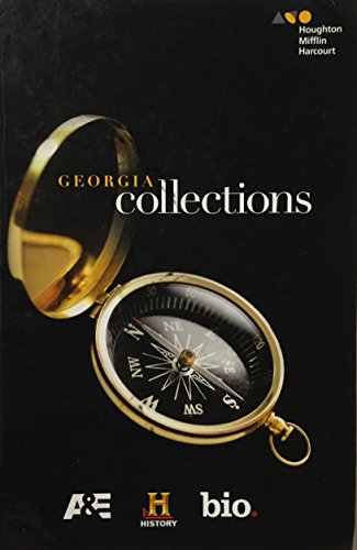 9780544092808: Houghton Mifflin Harcourt Collections Georgia: Student Edition Grade 08 2015