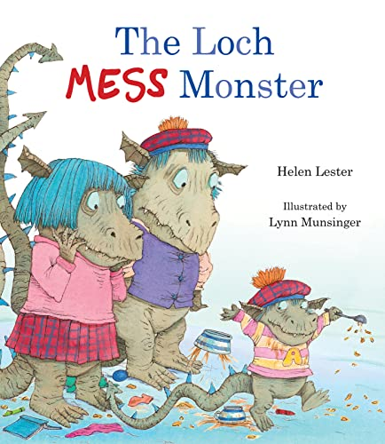 9780544099906: The Loch Mess Monster