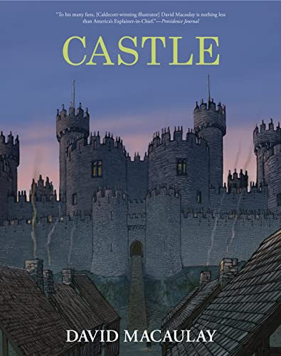 9780544102262: Castle: Revised and in Full Color