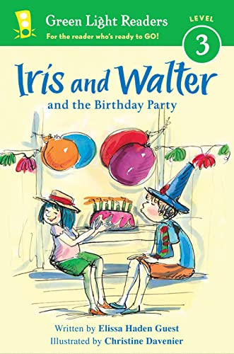 9780544104983: Iris and Walter and the Birthday Party (Green Light Readers Level 3)