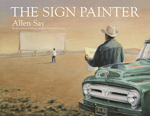 9780544105140: The Sign Painter