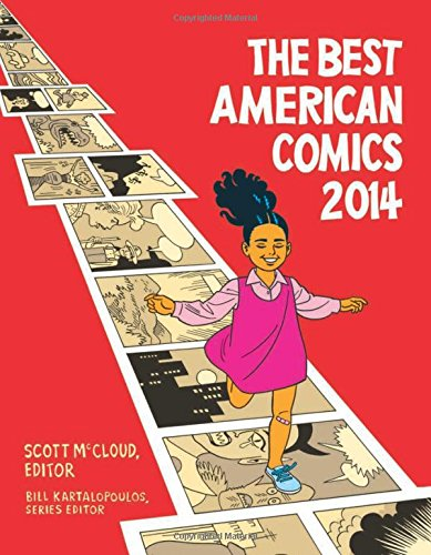 9780544106000: Best American Comics 2014 (The Best American Series)