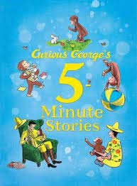 Curious George: Curious Georges 5-Minute Stories