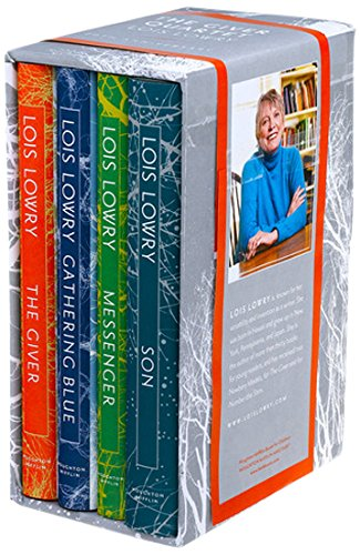 9780544112001: The Giver Quartet: 20th Anniversary Boxed Set: Son / Messenger / Gathering Blue  / The Giver