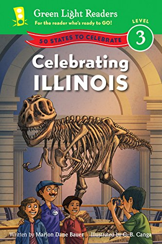 9780544123755: Celebrating Illinois: 50 States to Celebrate (Green Light Readers Level 3)