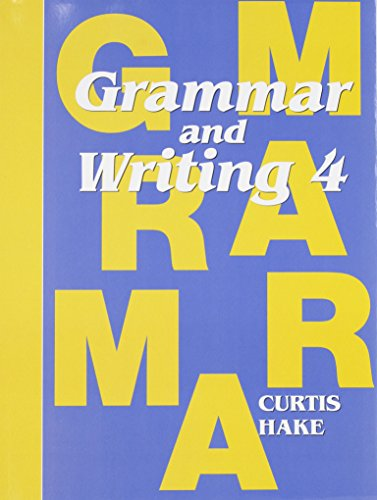 9780544129269: Grammar & Writing: Homeschool Kit Grade 4