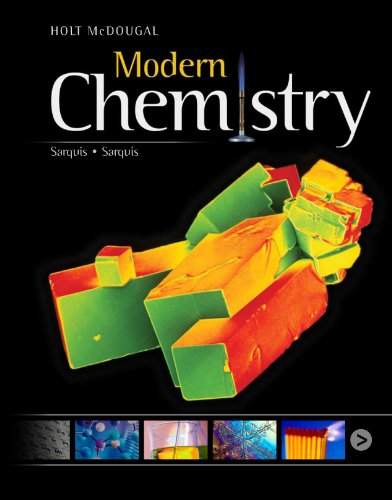 9780544143319: Modern Chemistry: Homeschool Package 2013