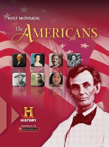 9780544143364: The Americans: Homeschool Package 2013