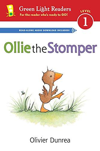 9780544147157: Ollie the Stomper (Green Light Readers, Level 1)