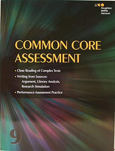 9780544147591: Collections: Performance Assessment Student Edition Grade 9