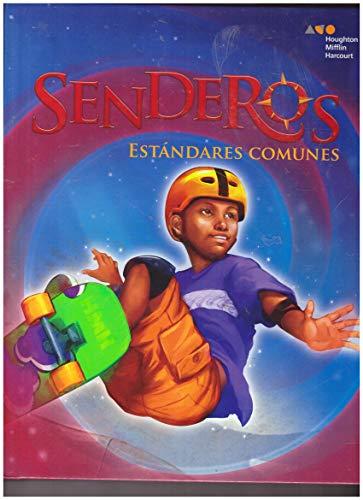 9780544156050: Senderos Estándares Comunes: Common Core Student Edition Grade 6 2014 (Spanish Edition)
