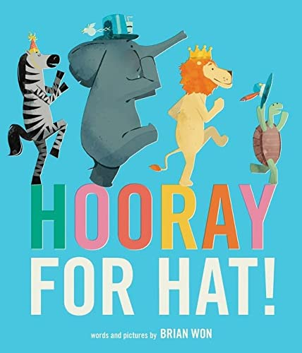 9780544159037: Hooray for Hat!