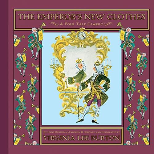 9780544159525: Emperor's New Clothes (Folk Tale Classics)
