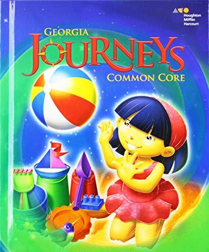 Houghton Mifflin Harcourt Journeys Georgia: Common Core: HOUGHTON MIFFLIN HARCOURT