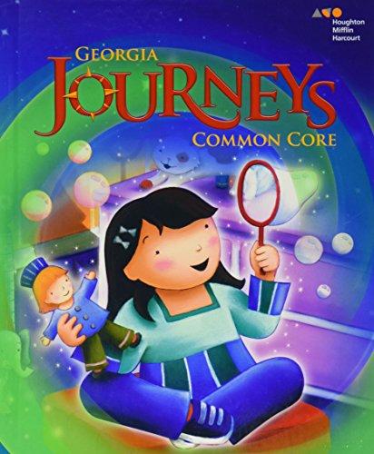 9780544164840: Journeys Grade 1: Common Core: 5