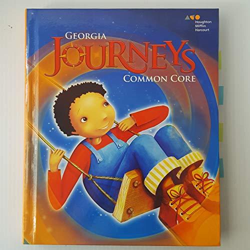 Houghton Mifflin Harcourt Journeys Georgia : Common: HOUGHTON MIFFLIN HARCOURT