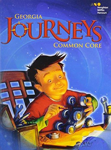 9780544164925: Houghton Mifflin Harcourt Journeys: Common Core Student Edition Grade 4 2014