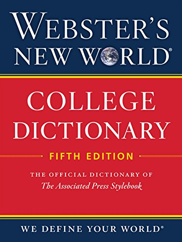 9780544166066: Webster's New World College Dictionary, Fifth Edition