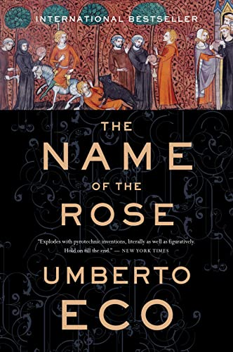 9780544176560: The Name of the Rose